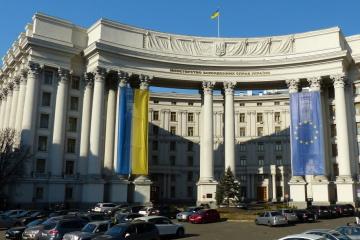 Explosion an Gaspipeline auf der Krim: Ukrainisches Außenministerium nennt Sabotage-Vorwurf Russlands Provokation