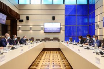 Szmyhal omówił wspólne projekty z marszałkiem parlamentu Mołdawii