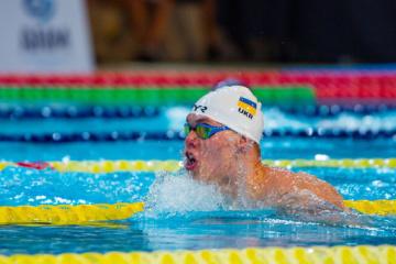 Swimmer Trusov wins Paralympic gold, Bohodaiko takes bronze