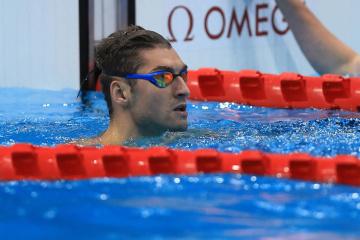 Nadador Krypak se lleva el oro y establece un récord mundial en las Paralimpiadas