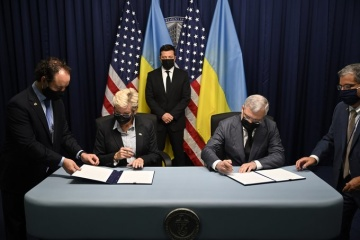 ウクライナ・米国、エネルギー・気候戦略対話の開始を表明