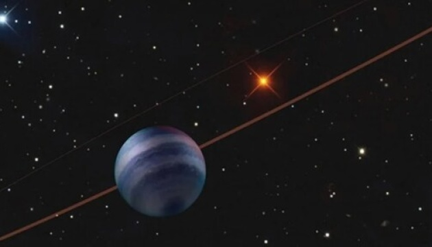 Астрономы получили первые прямые изображения экзопланеты