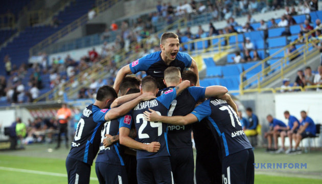 «Днепр-1» разгромил «Черноморец» в матче футбольной Премьер-лиги Украины