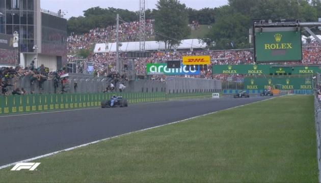 Формула-1: Окон выиграл Гран-при Венгрии, Хэмилтон вернул лидерство