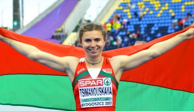 Белорусская легкоатлетка Тимановская попросила политубежище в Польше