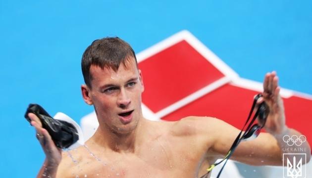 Mykhailo Romanchuk: Ich möchte ein Eichmaß im Schwimmen werden