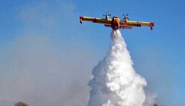 В Италии за сутки потушили более 800 лесных пожаров
