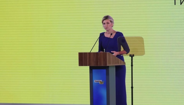 Olena Zelenska : Le sommet des Premières Dames et Messieurs deviendra la diplomatie de la force douce