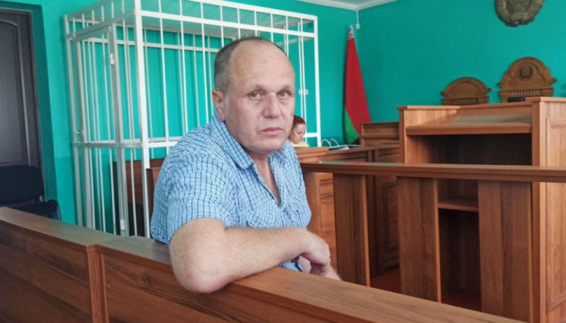 В Беларуси журналиста осудили на 1,5 года колонии за «оскорбление Лукашенко»