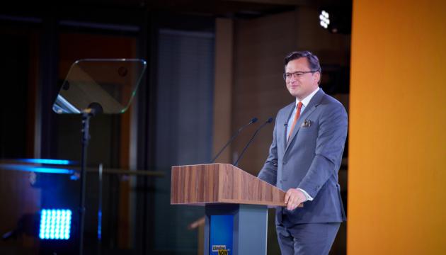 Crimean Platform: Kuleba reveals summit's four thematic panels