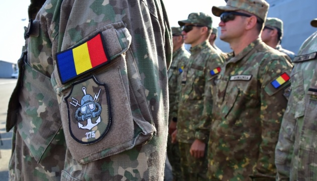 В Румунії стартували міжнародні навчання «Дайв-2021»
