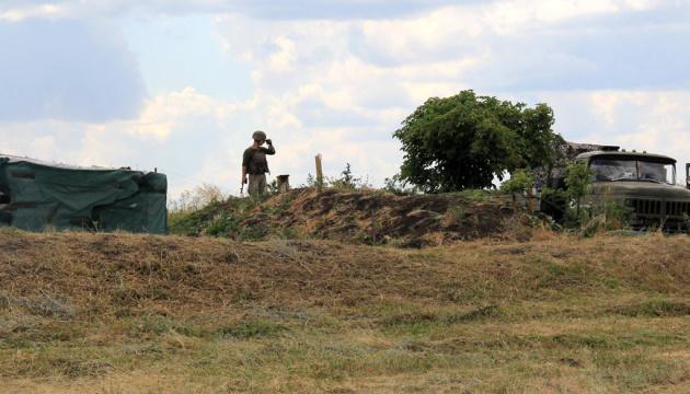Mercenarios rusos violan el alto el fuego en la zona de la OFC en tres ocasiones
