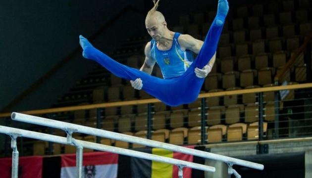 Гімнаст Пахнюк став сьомим у вправах на брусах у Токіо-2020