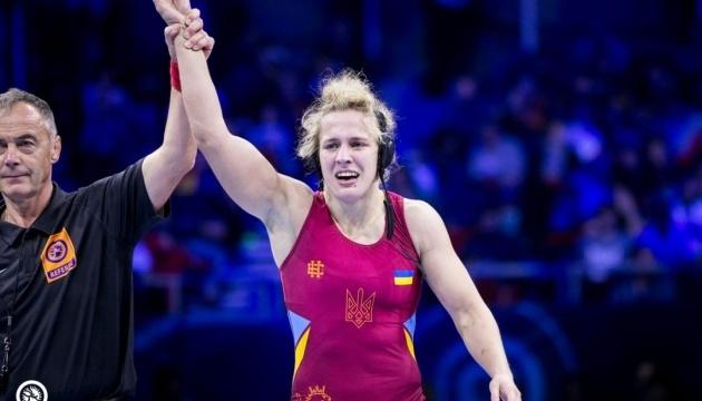 Українська борчиня Черкасова виграла «бронзу» токійської Олімпіади
