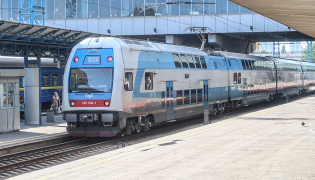 Один із відремонтованих поїздів Skoda вийде на маршрут до кінця року – Укрзалізниця