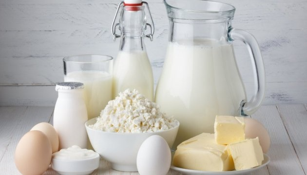 Ukraine imported USD 165M worth of dairy products in H1 2021 – expert