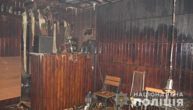 Пустив «червоного півня» за поганий сервіс: п'яний чоловік підпалив кафе у Києві