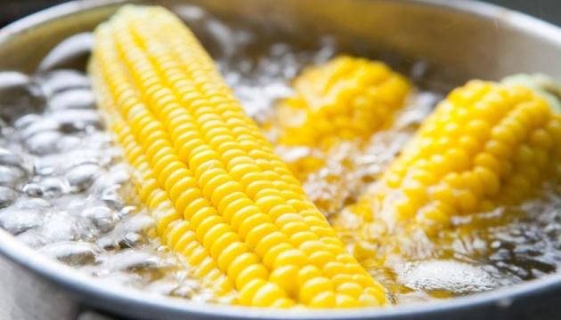 Украинский суперфуд - кукуруза