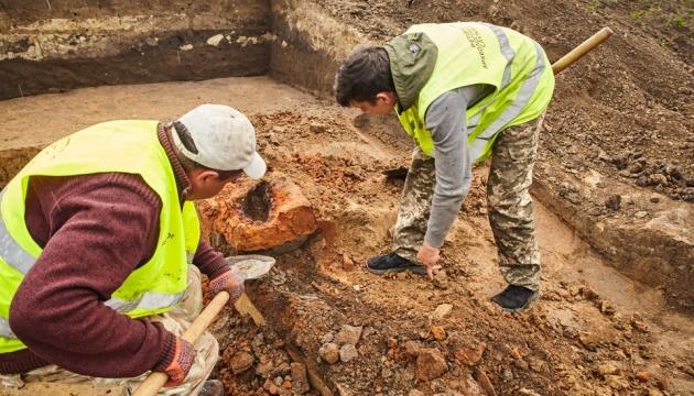 На Львовщине нашли тысячелетний горн