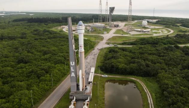 Boeing вдруге відклав запуск ракети з космічним кораблем Starliner