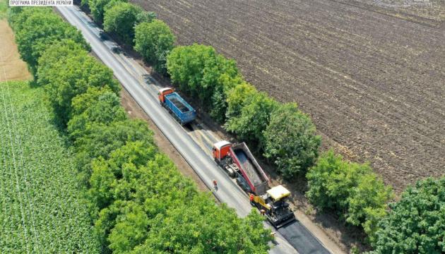 «Велике будівництво»: На Вінниччині розпочався ремонт «бершадської об'їзної»