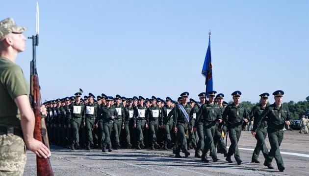У Києві відбулася перша репетиція параду до Дня Незалежності