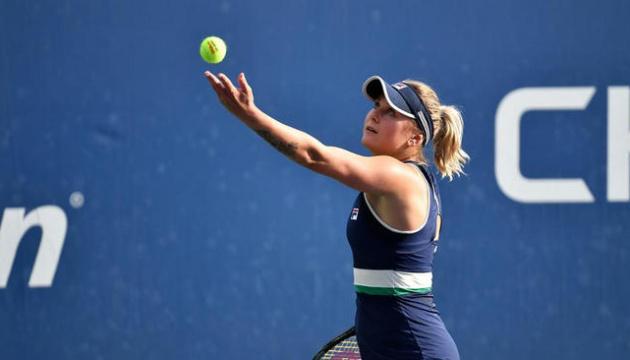 П'ятеро українських тенісисток виступлять у відборі US Open