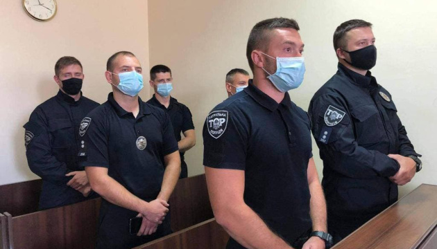 Вісім років в'язниці для шістьох поліцейських Львівщини - Нацполіція готує апеляцію