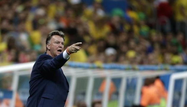 Ван Гал вновь возглавил сборную Нидерландов по футболу