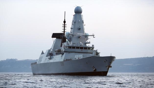 ЗМІ: секретні файли про есмінець Defender загубив британський кандидат у посли при НАТО