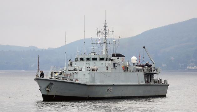 Україна отримає від Британії два кораблі класу Sandown