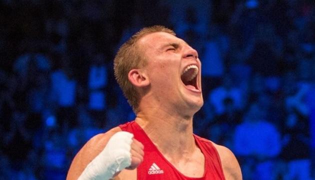 Хижняк вышел в финал боксерского турнира Игр-2020