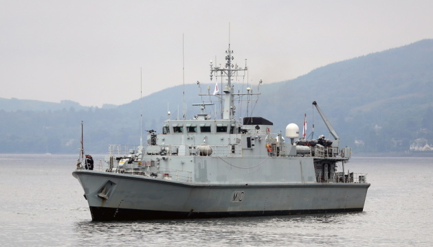 Ukraine to receive two Sandown-class ships from UK