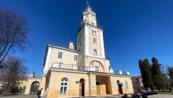 У Самборі відреставрують ратушу XVII століття