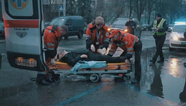 Документальна короткометражка про роботу «швидкої» вийшла на Takflix
