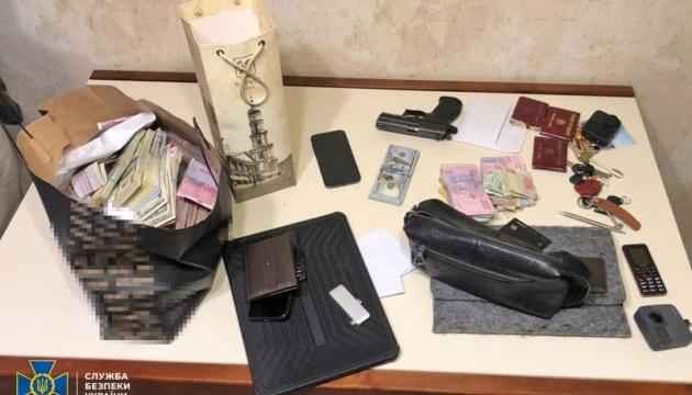 Спецоперація на Харківщині: СБУ ліквідувала групу рекетирів, які «трусили» бізнесменів