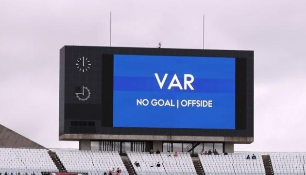 Футбол: с сентября система VAR будет на всех матчах евроотбора ЧМ