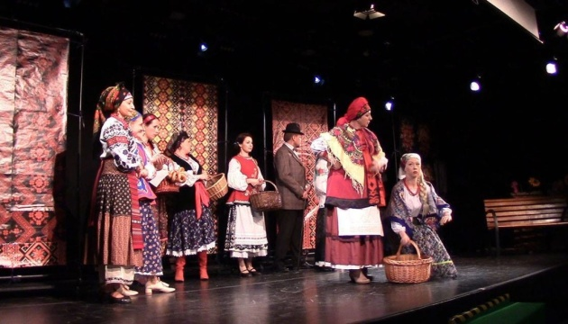 Український театр Фінляндії отримав нагороди на міжнародному конкурсі
