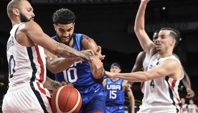 В финале Олимпиады-2020 встретятся баскетболисты США и Франции