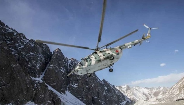 В Таджикистане разбился вертолет, летевший спасать российских туристов – СМИ
