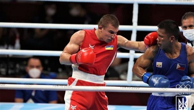 Тренер Хижняка: За выход в финал Александр победил сильного боксер