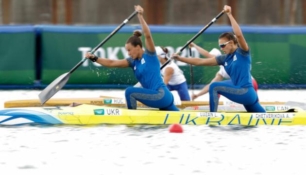 Ukrainian canoeists win silver at Tokyo Olympics