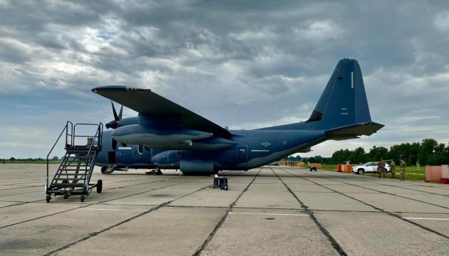 U.S. military pilots arrive in Vinnytsia for joint exercises