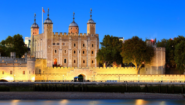 Ukrainian-language audio guide launched at Tower of London