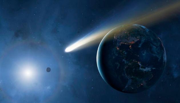 Комета Leonard наблизиться до Землі та «зачепить» хвостом Венеру