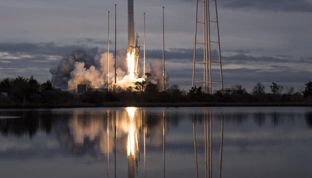 Ukrainian-U.S. Antares rocket launched carrying Cygnus cargo spacecraft