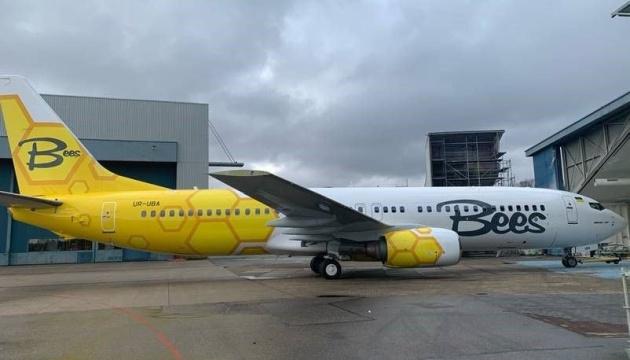 Ukraine's Bees Airline to start flying to Uzbekistan in Aug