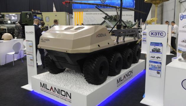 «Украинская бронетехника» стала дилером машин-амфибий в Эмиратах