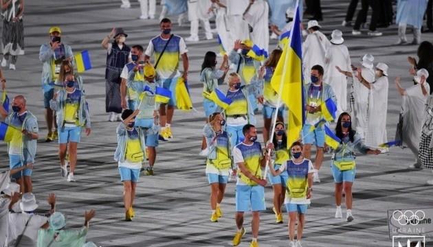 ウクライナの東京オリンピック・メダリスト