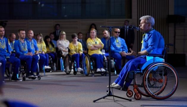 Ми покажемо гідний український результат на Паралімпіаді - Валерій Сушкевич